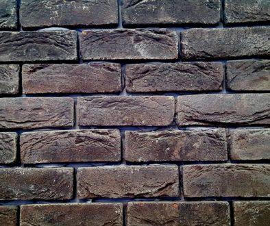 Byzantine Black Lava decorative bricks