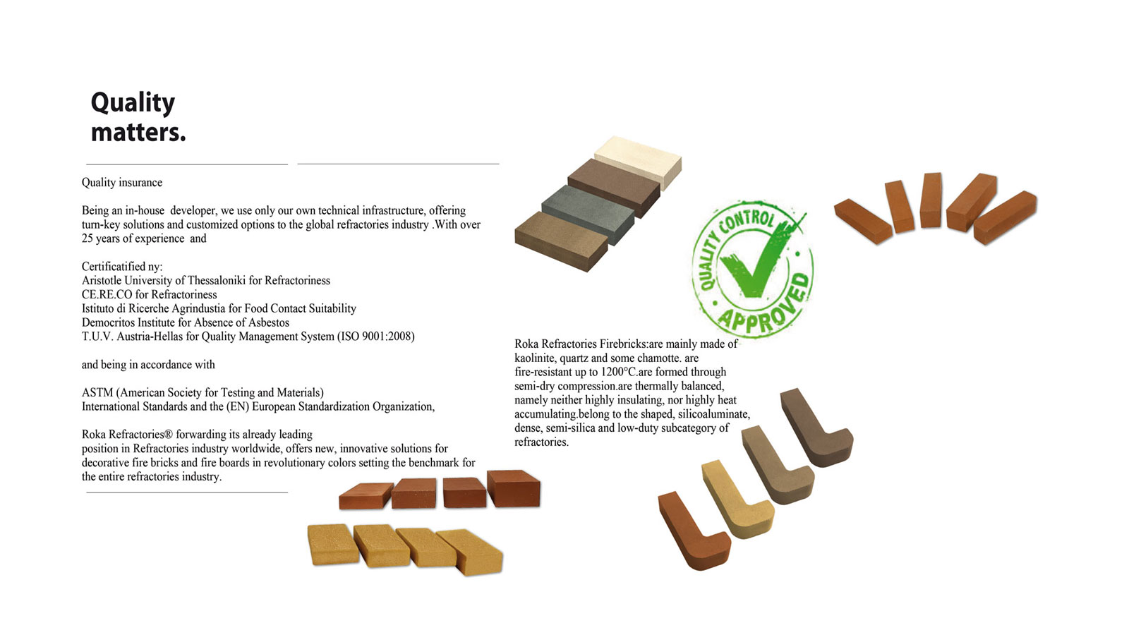 Roka-Refractories-Slider-Quality-Matters